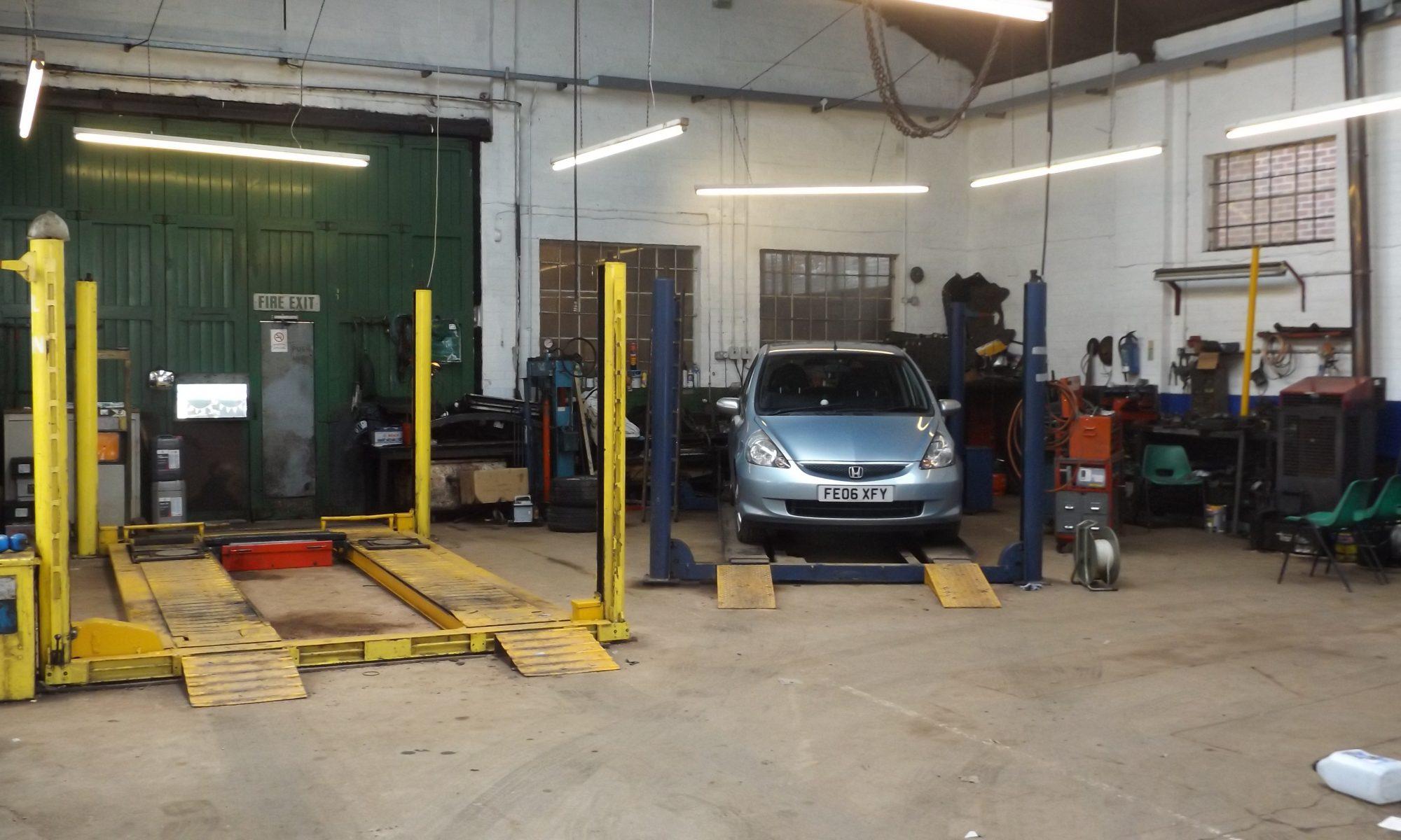Whelddns Garage Ramps