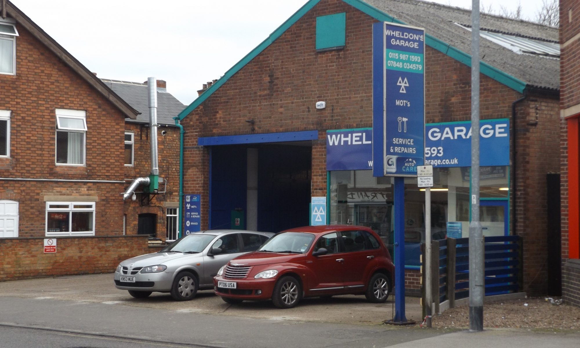 Wheldons Garage Limited
